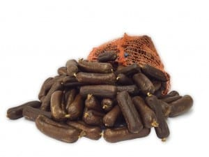 Liver sausages | Friends and Canines