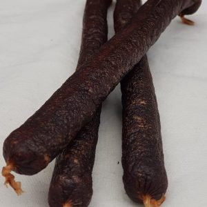 Friends and Canines | Black Pudding Stick