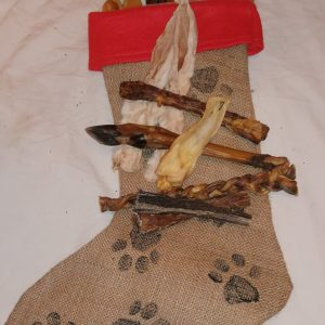 Premium Woofmas Stocking | Friends and Canines