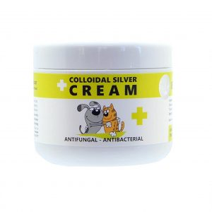 Colloidal Silver Cream | Friends and Canines