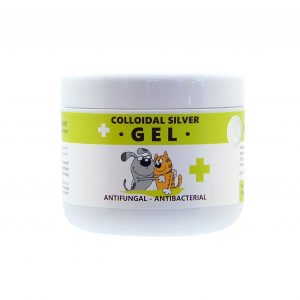colloidal silver gel | Friends and Canines