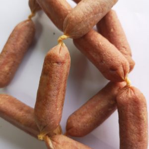 Turkey & Cranberry Sausages | Friends and Canines