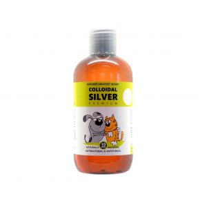colloidal silver refill | Friends and Canines