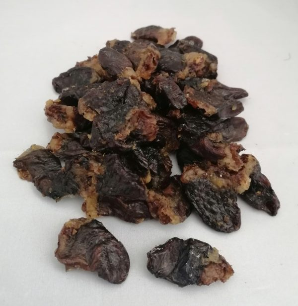 Dried Chicken Heart Dog Treats