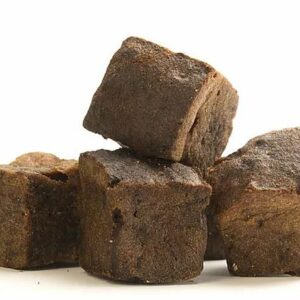 Liver Brownies for dogs