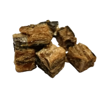 Dried Salmon Cubes
