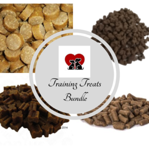 Natural Training Treat Bundle from friends and Canines