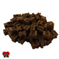 Semi-moist Poultry & Apple Treats from Friends and Canines
