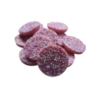 Dog-safe Strawberry Chocolate Drops from Friends and Canines