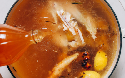How to make Bone broth for your dog