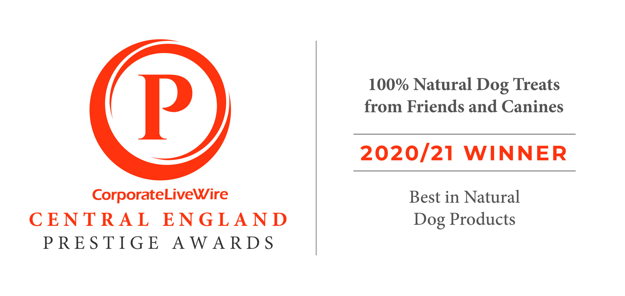 Dog Treat Company of the Year- Central England