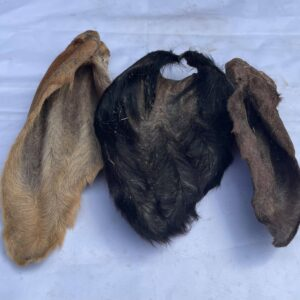 Small Hairy Cows Ears from Friends and Canines