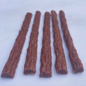 Salami Stick Dog Treats from Friends and Canines